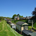 Rural country station - Groombridge in Sussex