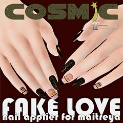 ******[NEW RELEASE] FAKE LOVE NAIL APPLIER FOR MAITREYA  *******