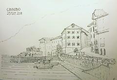 Cannobio, lovely Italian lakeside town
