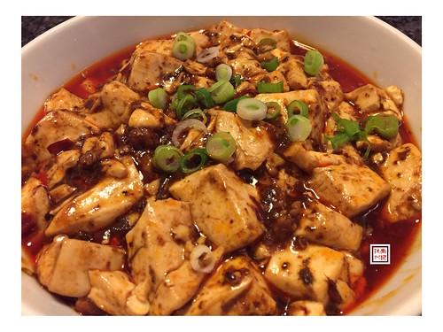 最下饭的成都小菜:麻婆豆腐