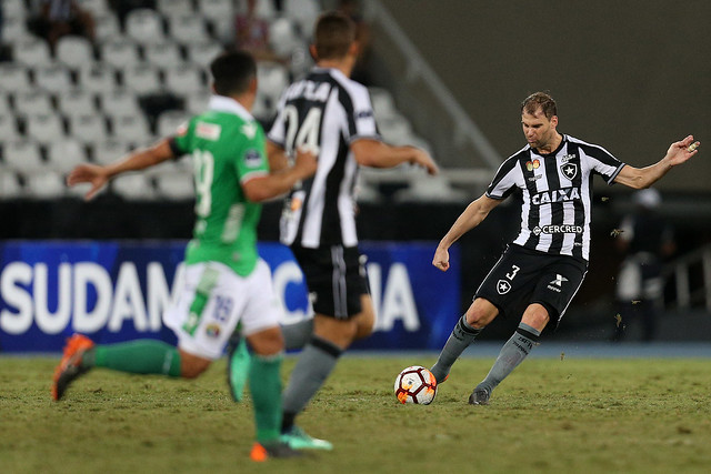 Botafogo 1 x 1 Audax Italiano (CHI)