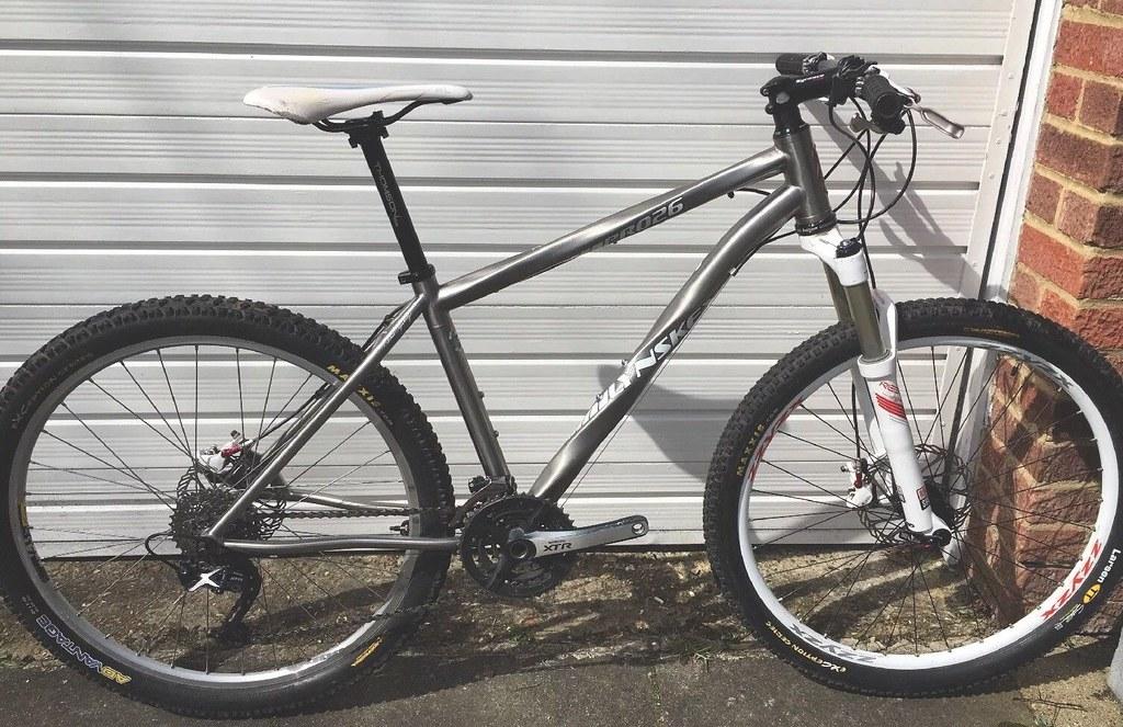 927e3451cd7 Lynskey 26 Pro Titanium mtb - BikeRadar Forum