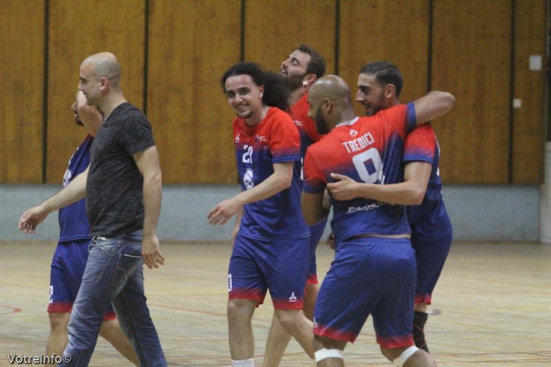 La Seyne Var handball - La Crau
