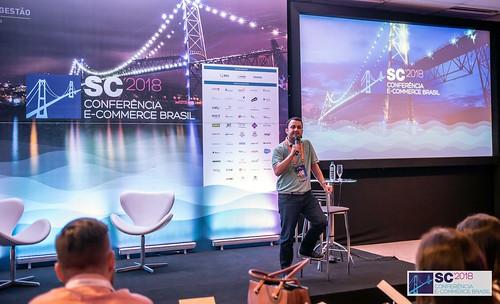 Bernardo Carneiro - Stone - Conferência E-Commerce Brasil - Santa Catarina 2018
