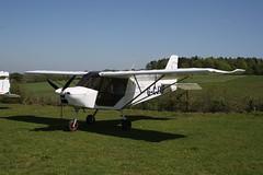 G-CJXKBest Off Skyranger [BMAA/HB/696] Popham 050518