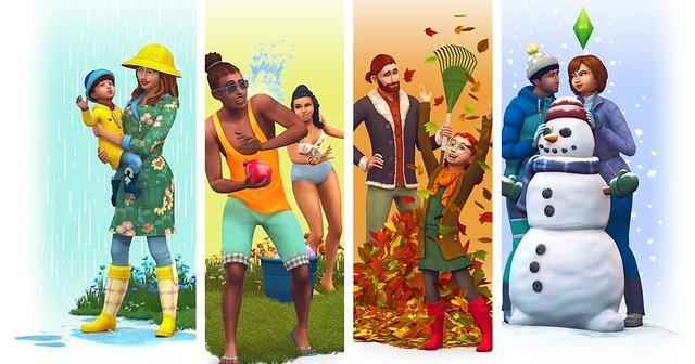 Primeiras Informações Oficiais do The Sims 4 Estações