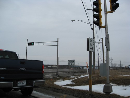 Intersection of Snell and Algoma (2009)