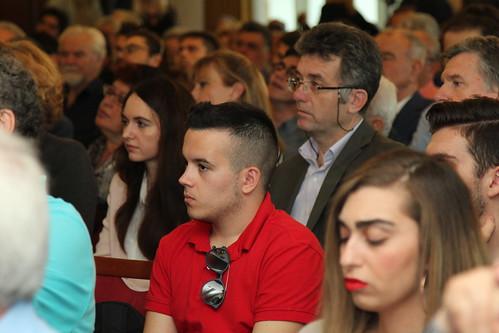 7.5.2018, Θεσσαλονίκη: Η Ελλάδα Μετά: Ελπίδες και Κίνδυνοι