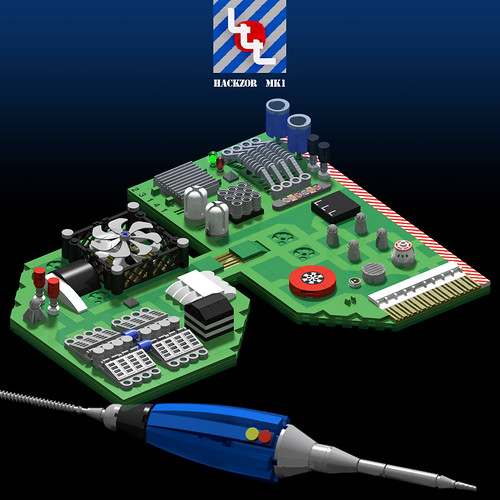 LLL -  HaCkZ0r powerchip  - DA3