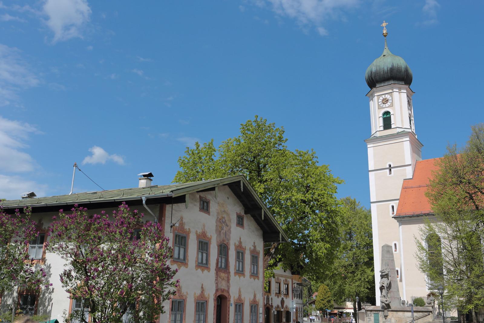 Oberammergrau