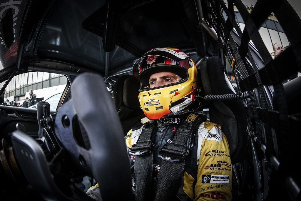 DUPONT Denis, (bel), Audi RS3 LMS TCR team Comtoyou Racing, portrait during the 2018 FIA WTCR World Touring Car cup of Zandvoort, Netherlands from May 19 to 21 - Photo Jean Michel Le Meur / DPPI