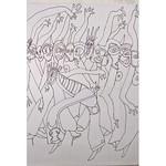 SATURDAY NIGHT 21 april 2018  DANCING at #macromuseo by ARTIST ANTONIO TAORMINA  #anjaschneider #berlin #francescalombardo #Sidney#lisbonart #factorypelanda #Barcellona#sãopaulo #biennaledivenezia #berlin #newyork #milan #drawing #sandiego #newyorkartist - https://www.flickr.com/people/67454591@N02/