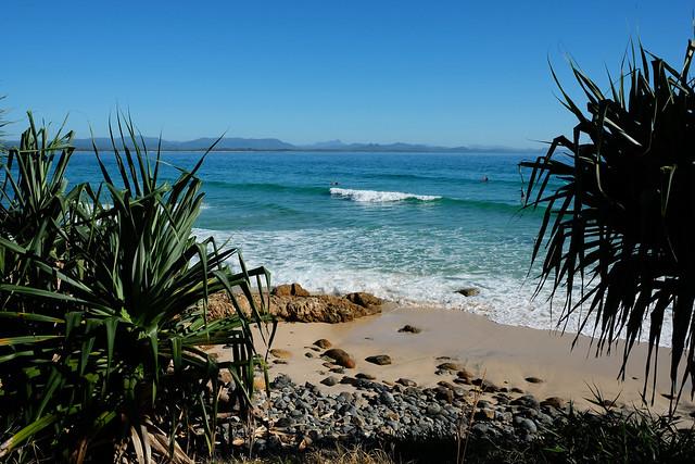 Burleigh Head National Park, New South Wales, Australia