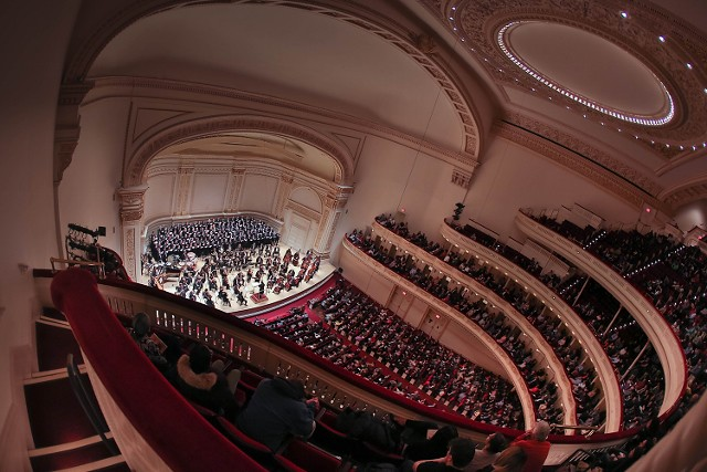 Grand Rapids Symphony at Carnegie Hall 2018