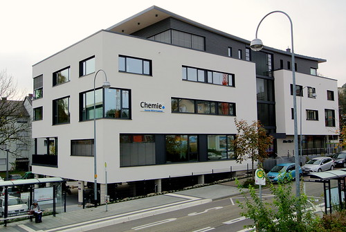 Chemie-Verbände Baden-Württemberg - Verbandshaus