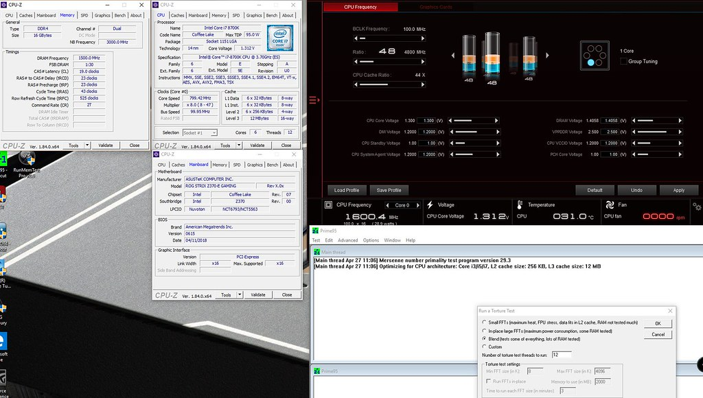Manual voltage over-ride & LLC non-functional on Z370E [Archive