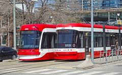 Modern trams