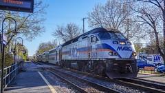MARC Commuter Rail MPI MP36PH-3C #25