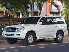 Toyota Land Cruiser VX Limited