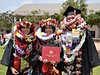 "The University of Hawaii–West Oahu celebrated spring 2018 commencement on Saturday, May 5, 2018 at the Courtyard. About 240 students out of the roughly 320 spring 2018 graduates participated in the commencement ceremony. Photos by UH West Oahu staff.  View more photos on the UH West Oahu Flickr site at <a href=""https://www.flickr.com/photos/uhwestoahu/albums/72157694829763041"">www.flickr.com/photos/uhwestoahu/albums/72157694829763041</a>"