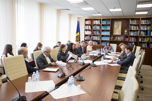 16.05.2018 Ședința Comisiei administrație publică