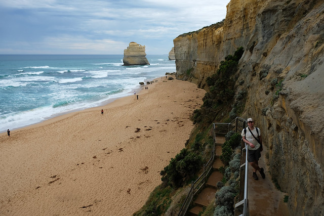 Gibson Steps, Great Ocean Road, Victoria, Australia