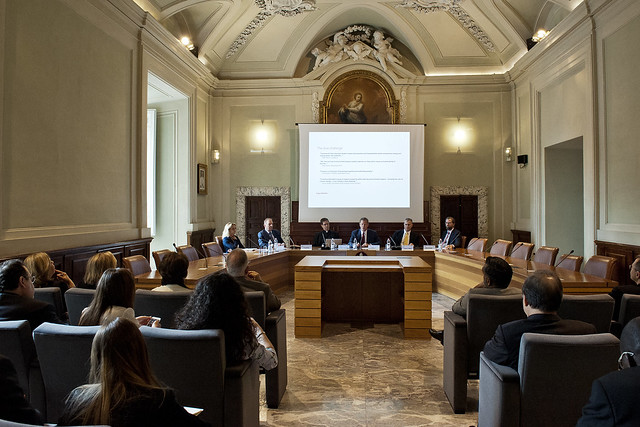 "Tavola rotonda ""Energy and climate a view to 2040"""