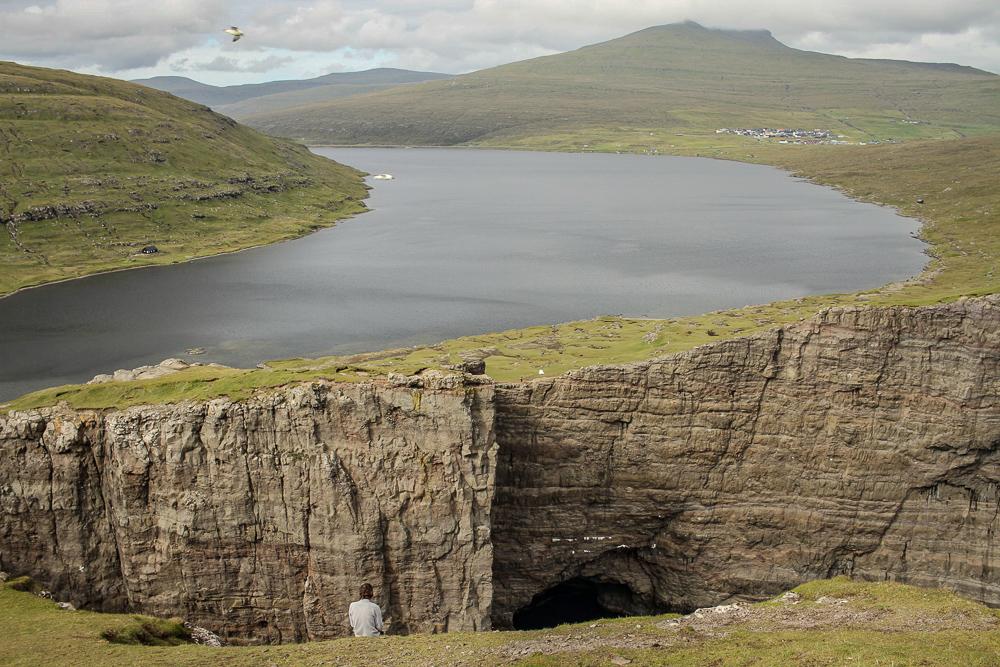 Leitisvatn Lago Feroe