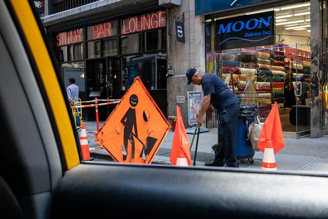 Street Worker
