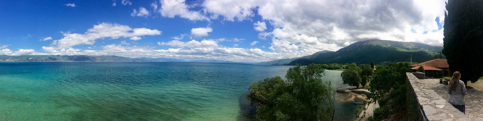201705 - Balkans - Lake Ohrid Panorama - 74 of 101 - Nacionalen Park Galicica - Ohrid, Ohrid, May 28, 2017