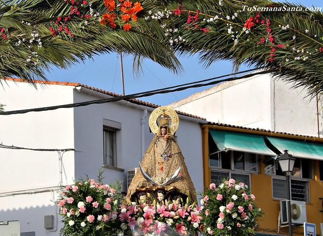 Bajada de la Virgen de la Montaña 2ª