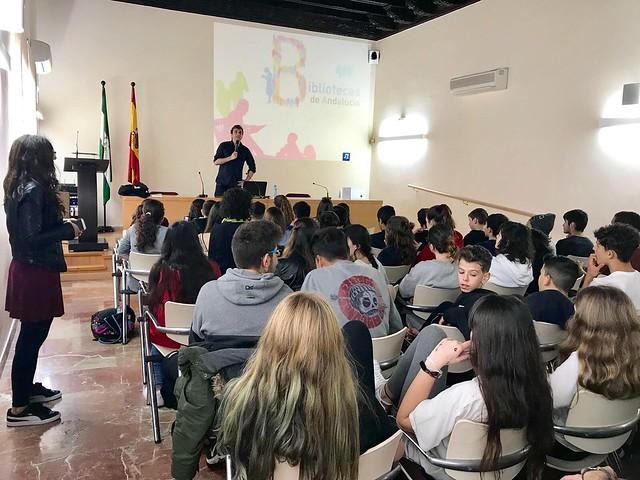 Encuentros Literarios: Miguel Griot