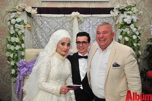 Sevgi Demir, Adem Karakuş, ALTSO Başkanı Mehmet Şahin