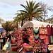 Intrepid Tour Group and Street Market at Dusk, Centro Historico, Oaxaca de Juárez, Oaxaca, Mexico por dannymfoster