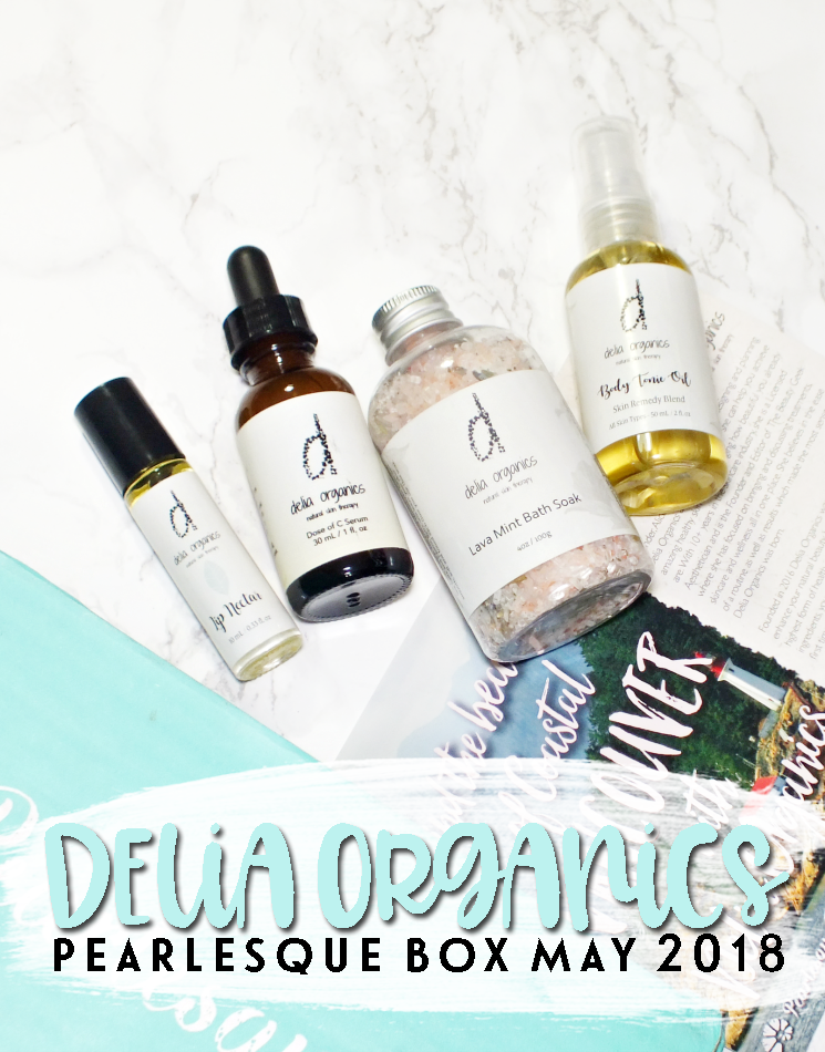 pearlesque box delia organics may 2018 (2)