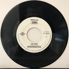 BOOGIEMONSTERS:THE BEGINNING OF THE END(RECORD SIDE-B)