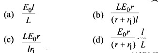 NEET AIPMT Physics Chapter Wise Solutions - Current Electricity 3