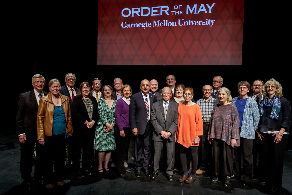 Order of the May 2018 Recognition and Celebration