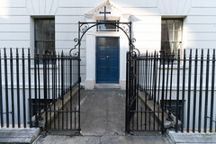 THE DOORS OF HENRIETTA STREET [TODAY I USED A 15mm LENS]-139445