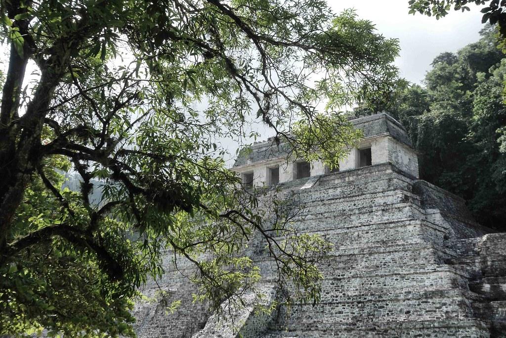 Palenque - Pyramide 6