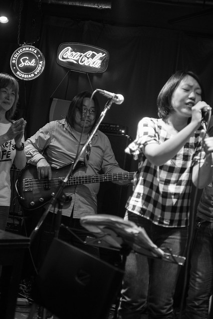 T.G.I.F. blues session at Terraplane, Tokyo, 11 May 2018 -00247