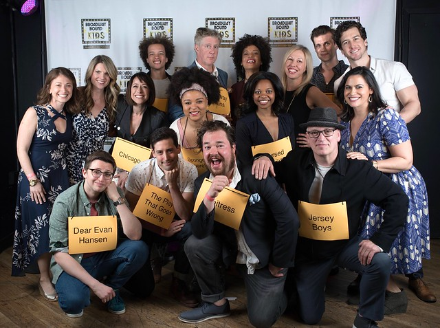 The 3rd Annual Broadway Bee