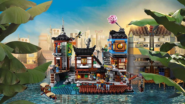 70657 Ninjago City Docks -  (4)