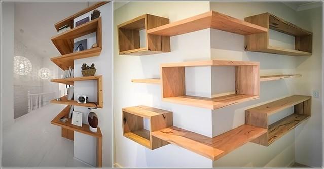 10 Clever Corner Shelf Ideas