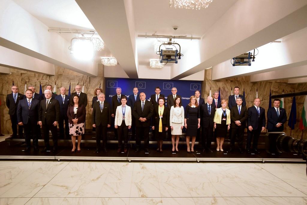 Виенски Икономически Форум - Софийски разговори 2018