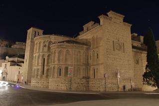 Iglesia de Santiago del Arrabal, Toledo, España