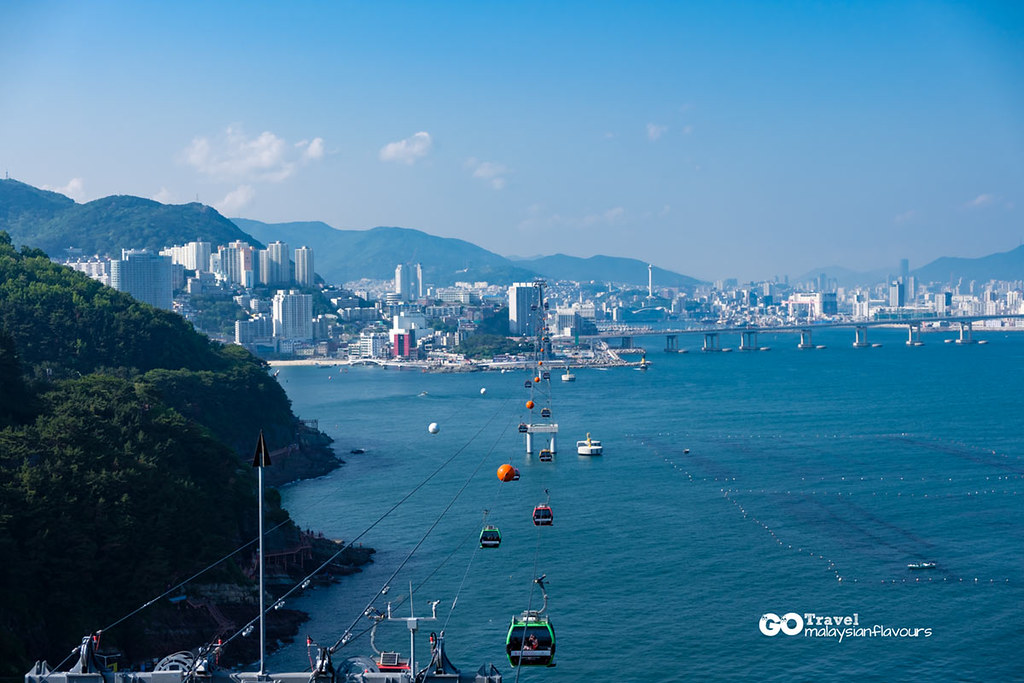 Busan Itinerary sky harbour observation deck
