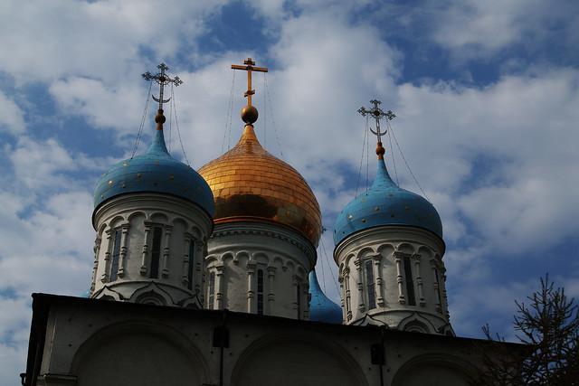 Новоспасский ставропигиальный мужской монастырь #3