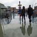 Werkmanbrug in de regen by Jeroen Hillenga