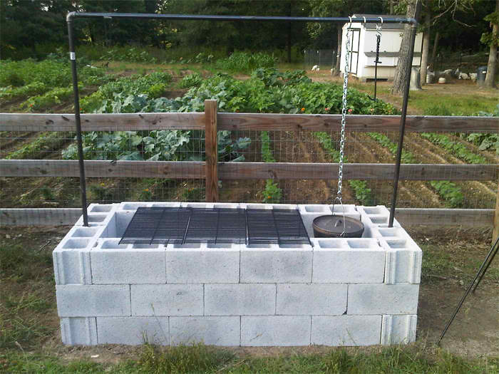 Awesome DIY Cinder Block Projects for Your Homestead